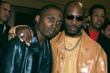 "Drag-On Mourns The Loss Of DMX: ""I Will Forever Be Your Little Brother"""