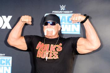 Hulk Hogan Receives Chorus Of Boos At WrestleMania 37