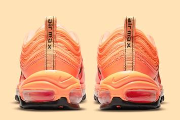 Nike Air Max 97 Gets Vibrant Orange Colorway: Official Photos