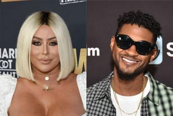 """Aubrey O'Day Reacts To Usher's Controversy: """"First He Handed Out Herpes..."""""""