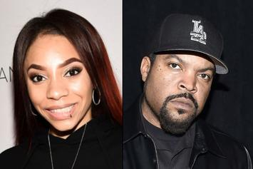 """Eazy-E's Daughter Ebie Wright Claims Ice Cube Has Been """"Dodging"""" Her"""