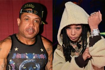 Benzino Calls Out Coi Leray After She Tweets She Loves Him
