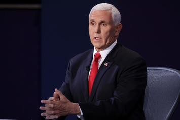 Mike Pence Undergoes Heart Surgery