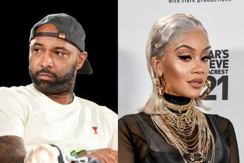 """Joe Budden Asks Kevin Samuels Why He Rated Saweetie A """"Six"""""""