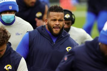 Aaron Donald Receives Apology From Man Who Accused Him Of Violence
