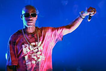 """DMX's """"Ruff Ryders Anthem"""" Becomes His Highest-Charting Song"""