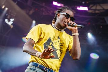 Young Thug Scores A Haul Of Gold & Platinum Plaques