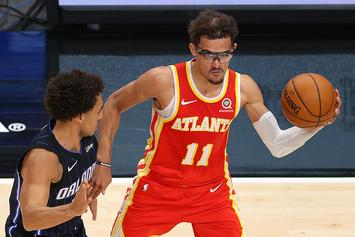 Trae Young Gets Positive Injury Update After Rolling Ankle