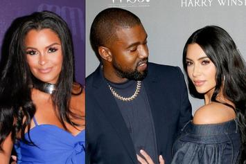 Claudia Jordan Suggests Kanye Tried To Hook Up With Her While With Kim