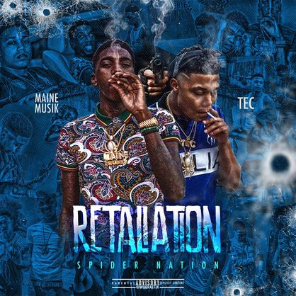 "Listen To T.E.C. & Maine Musik's ""Retaliation"" Mixtape"