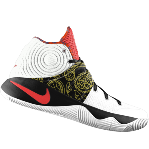 138dfa63452b Father s Day NikeiD Kyrie 2 Comes With A Bandana Print Option