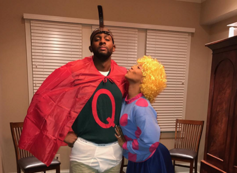 Sc 1 St HotNewHipHop. image number 29 of lloyd christmas halloween costume ...
