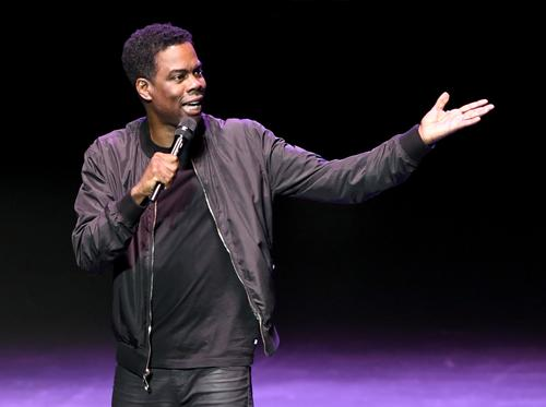 Chris Rock's first Netflix stand-up comedy special is nearly here