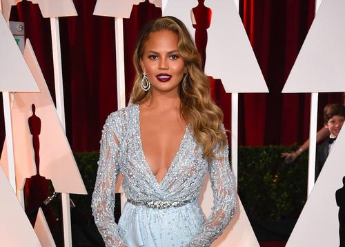 Chrissy Teigen's Snapchat Exit Sends Stock Down Again