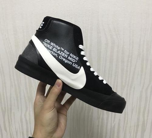 blazer nike off white