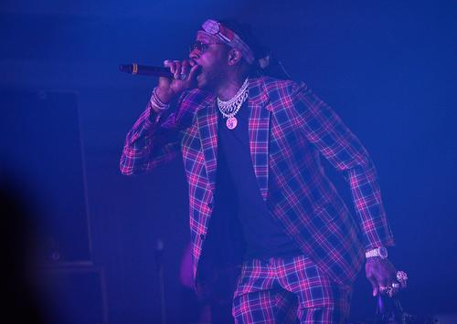 2 Chainz performs at Def Jam Celebrates NBA All Star Weekend at Milk Studios in Hollywood With Performances by 2 Chainz, Fabolous & Jadakiss, Presented by Patron Tequila at Milk Studios on February 16, 2018 in Hollywood, California