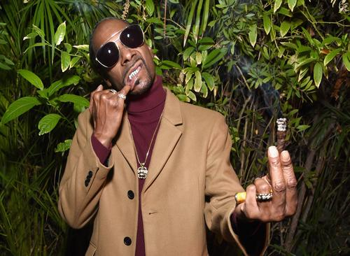 Snoop Dogg attends the 2017 GQ Men of the Year Party at Chateau Marmont on December 7, 2017 in Los Angeles, California