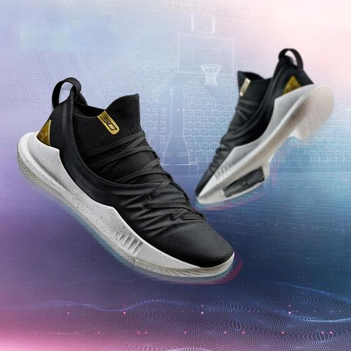 be7209ffd5e9 Under Armour Unveils Two New Curry 5s For NBA Finals