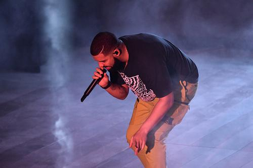 Drake celebrates Miami Art Week at the American Express Platinum House at The Miami Beach EDITION on December 7, 2017 in Miami Beach, Florida.