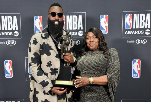 ebbf9883b2e5 Adidas Releases James Harden MVP Commercial With His Mom