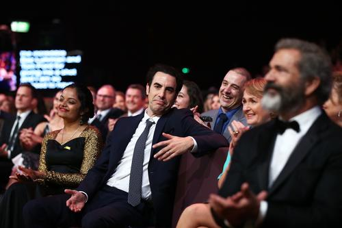 Sacha Baron Cohen during the 6th AACTA Awards Presented by Foxtel at The Star on December 7, 2016 in Sydney, Australia.