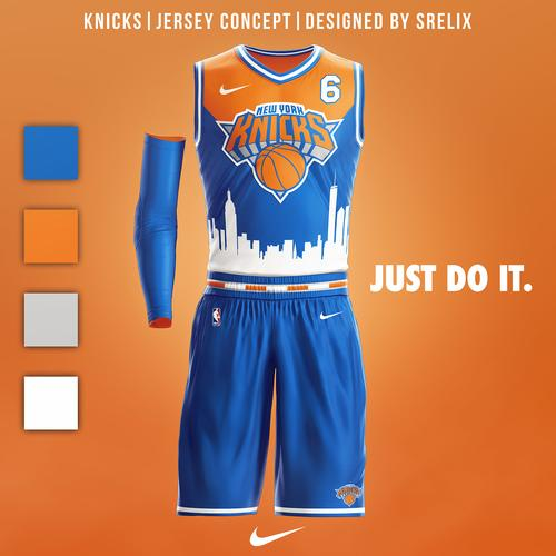 Graphic Designer Reveals New Nba Uniform Concepts
