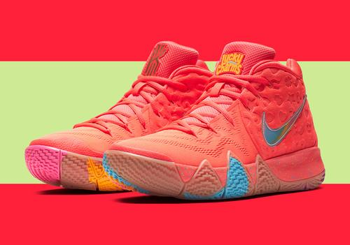 low priced 814bf 767c7 Nike Kyrie 4