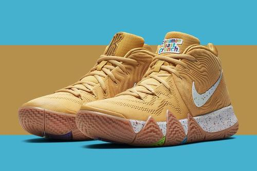 "sports shoes d44bd 69b45 Nike Kyrie 4 ""Cereal Pack"" New Release Details Announced"