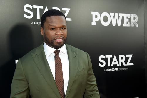 Curtis '50 cent' Jackson attends the Starz 'Power' The Fifth Season NYC Red Carpet Premiere Event & After Party on June 28, 2018 in New York City.