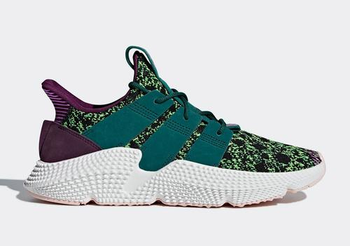 "15a2d7c3ec0a99 Dragon Ball Z x Adidas Prophere ""Cell"" Official Images"