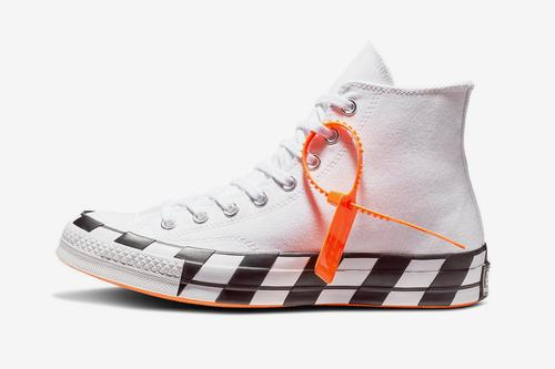 9b0af9cd8dd3 Off-White x Converse Chuck 70 Release Details Announced