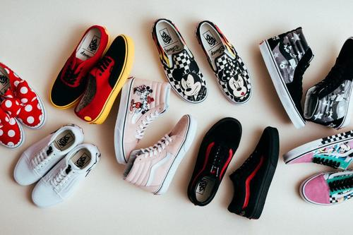 64cb35197d Disney x Vans Mickey Mouse Collection Now Available