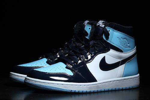 "Air Jordan 1 ""UNC Patent Leather"" Gets February Release Date  New Images 0ef66d50f"