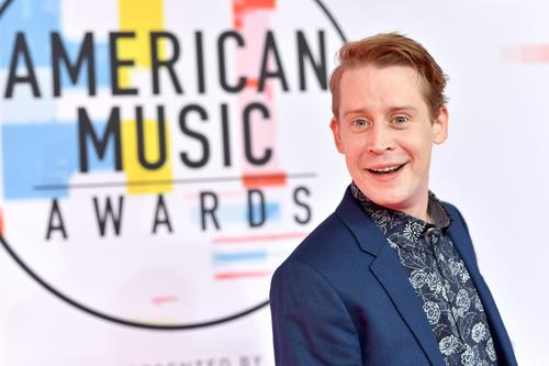 Macaulay Culkin attends the 2018 American Music Awards at Microsoft Theater on October 9, 2018 in Los Angeles, California