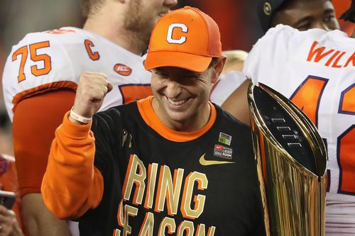 Clemson claims title with historic beat-down of 'Bama