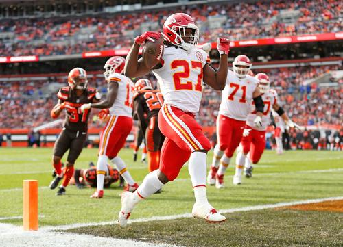 Kareem Hunt could find second chance with Chicago Bears
