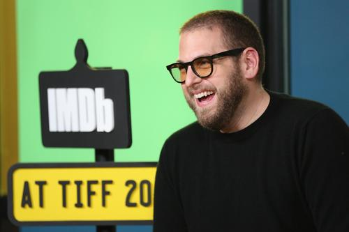 Director Jonah Hill of 'Mid90's' attends The IMDb Studio presented By Land Rover At The 2018 Toronto International Film Festival at Bisha Hotel & Residences on September 9, 2018 in Toronto, Canada.