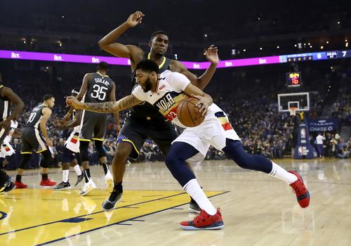 Anthony Davis scores 3 points in 24 minutes of ugly Pelicans' loss