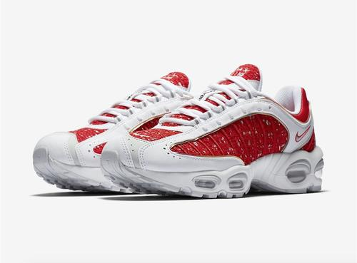 0aa2b91d2df3c0 Supreme x Nike Air Max Tailwind IV Releasing In Two Colorways