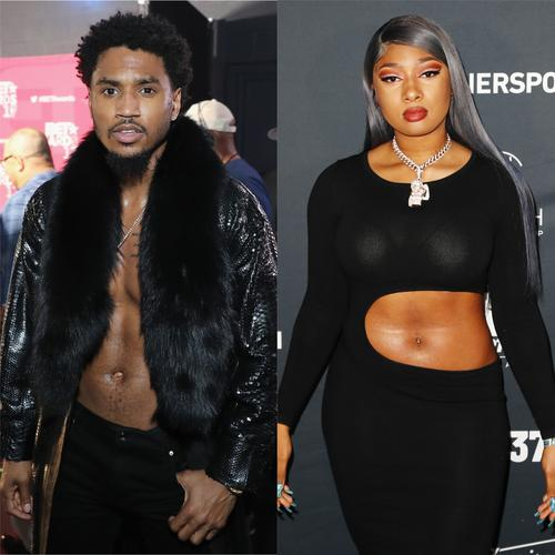 Trey Songz Shoots His Shot At Megan Thee Stallion She Responds