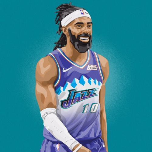 the best attitude d0697 6e6df Utah Jazz Confirm Purple Mountain Throwback Uniforms For ...