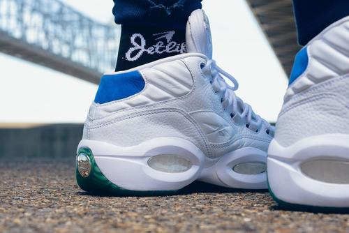 Curren y x Reebok Question Collab Release Details Announced 1219f3e23