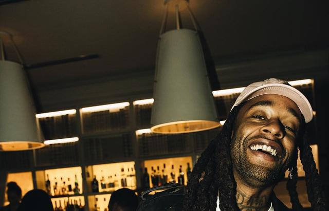 ty dolla $ign smiling