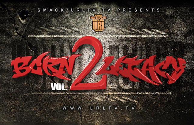 URL Announces Born Legacy 2 Card