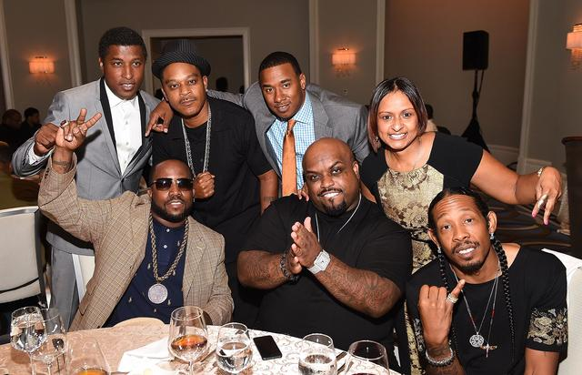 Goodie Mob at ASCAP event