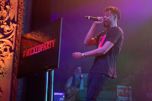 Danny Brown in Chicago