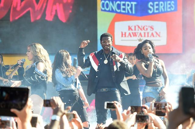Gucci Mane performing live