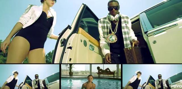 Soulja Boy's 'The World is Yours' chain