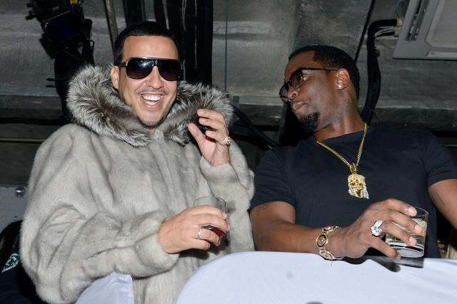 French Montana and Diddy