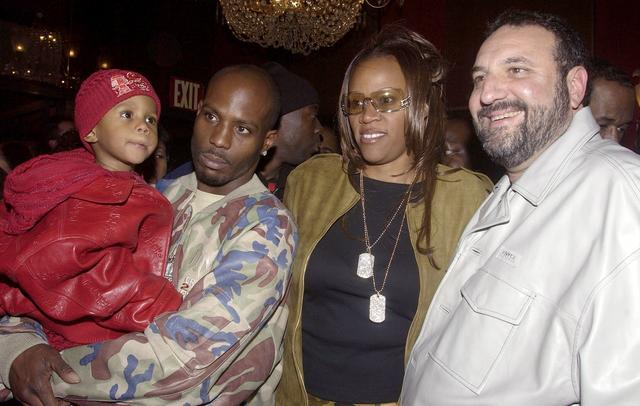 DMX at Cradle 2 Grave movie premiere